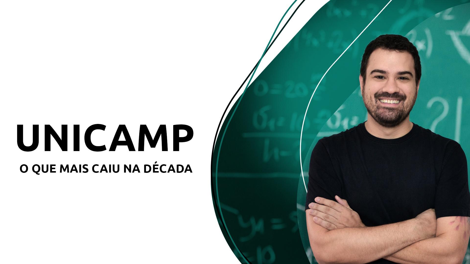 Prof. Gabriel Miranda - Curso de Matemática - Unicamp